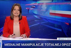 """""""Wiadomości"""" TVP: To było długie 6 minut. Pociski leciały jeden za drugim"""