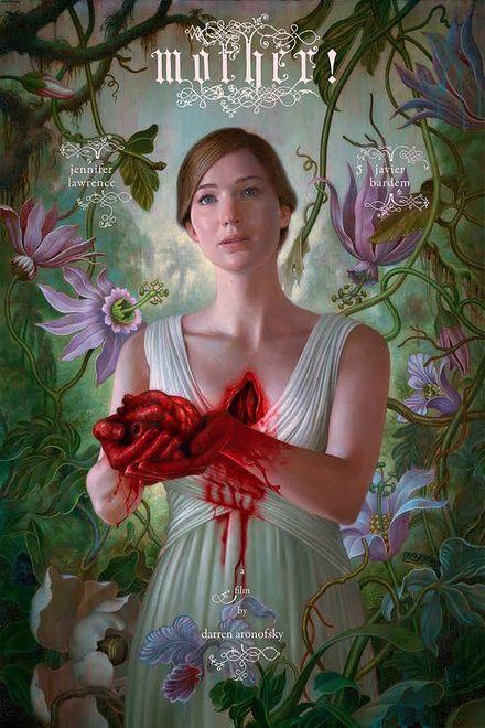 """Jennifer Lawrence traci zdrowe zmysły. Jest pierwsza zapowiedź """"mother!"""" Darrena Aronofsky'ego [WIDEO]"""