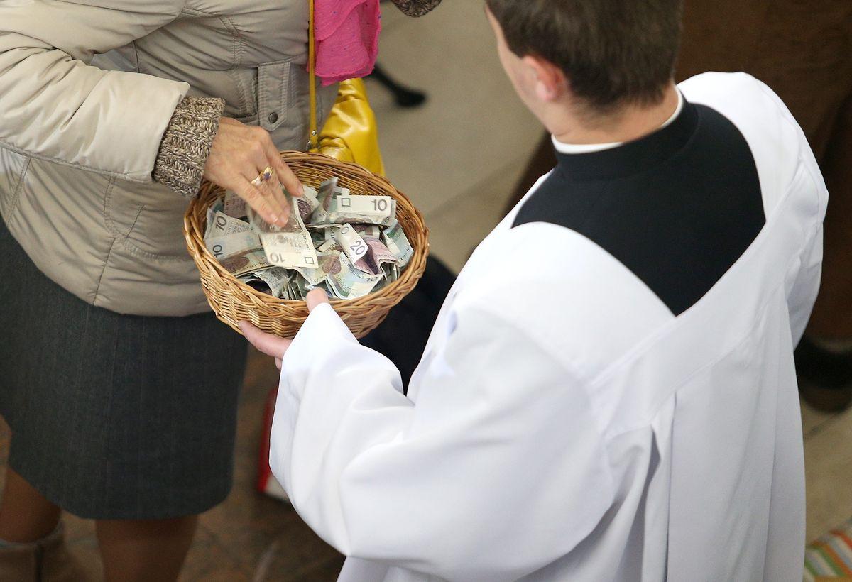 Podatek kościelny. Rekordowa kwota w Niemczech