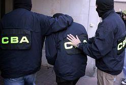 Wpadka CBA. Agent pomylił dane