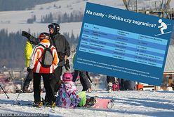 Gdzie na narty? Polska wciąż tańsza niż zagranica