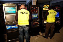 Za grę na nielegalnych automatach zapłacisz fortunę. Nagrodę też ci zabiorą