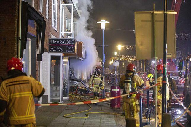 Holandia. Eksplozja dwóch polskich supermarketów