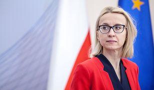 Czerwińska: rok 2018 zakończyliśmy deficytem budżetu