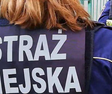 Protesty w Polsce. Komendant Straży Miejskiej w Łodzi przeprasza