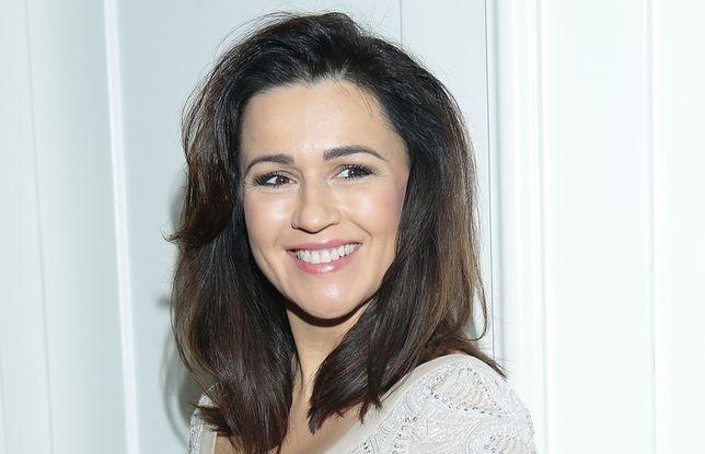 Beata Tadla pokazała stare zdjęcie z czasów, jak pracowała w TVN-ie. Co za fryzura!