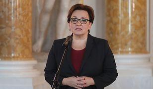Minister edukacji Anna Zalewska nie chce już współpracować z ZNP?