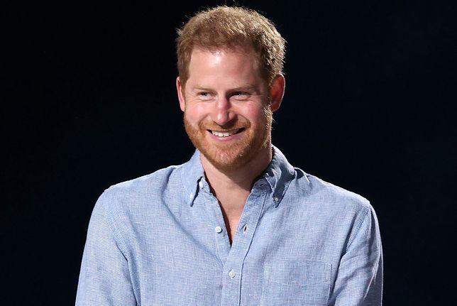 Książę Harry opowiedział o rodzicielstwie