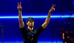 Enrique Iglesias w Polsce. Już 7 maja piosenkarz wystąpi w Krakowie