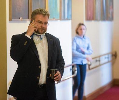 Były radny PiS, który znęcał się nad żoną, zabiera głos