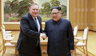 To czwarta wizyta Pompeo w Korei Północnej
