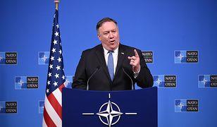 Mike Pompeo dał Rosji dwa miesiące na wywiązanie się z traktatu INF