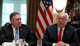 Sekretarz stanu USA Mike Pompeo nie poleci do Korei. Przynajmniej jeszcze nie teraz