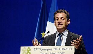 """Sarkozy obrał sobie Romów na """"kozła ofiarnego""""?"""