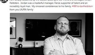 Zmarł manager Maroon5. Miał 40 lat