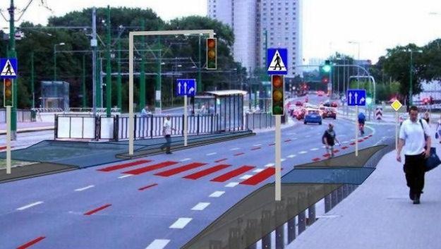 Jest pozwolenie na budowę przejścia dla pieszych na dworzec PKP w Poznaniu