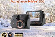 Mio MiVue 866 - pierwszy wideorejestrator z Night Vision Ultra - fot. Materiały Prasowe Mio