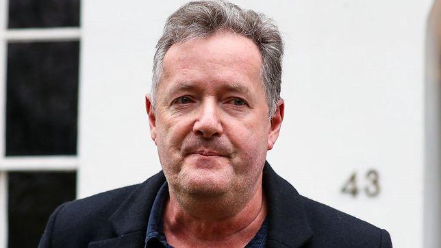 Piers Morgan jest wyjątkowo krytyczny wobec Meghan Markle