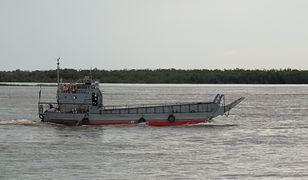 Barka projektu 306 - do tego typu należał m.in. egzemplarz z oznaczeniem T-36