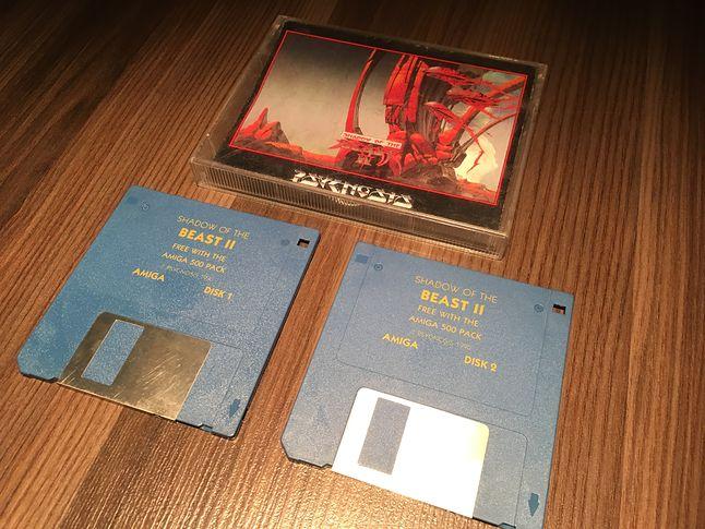 Do dziś posiadam oryginalne wydanie Shadow of the Beast II