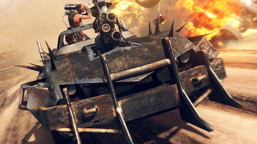 Mad Max — zbieranie złomu na postapokaliptycznych pustkowiach