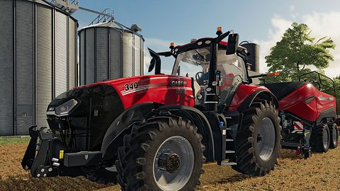 Zwiastun Farming Simulator 22. Pierwszy materiał z gry