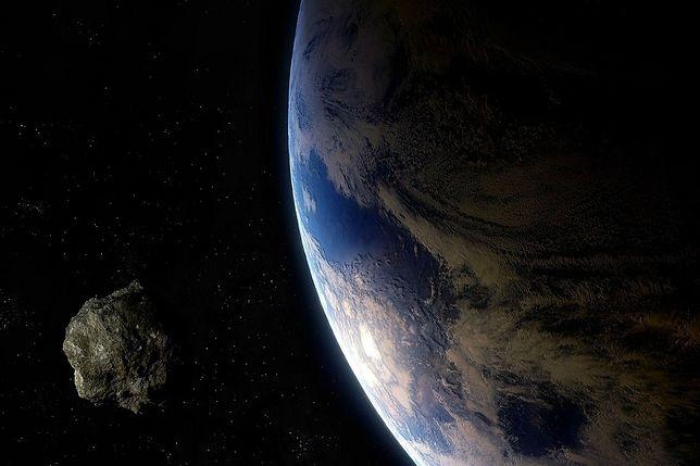 Asteroida 1998 OR2 leci w kierunku Ziemi