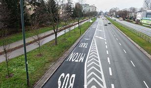 Warszawa. Motocykle zostają na buspasach. Niebawem kolejne ułatwienia