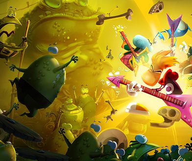 """""""Rayman Legends"""" to jedna z niewielu gier, przy której faktycznie świetnie bawią się i najmłodsi, i dorośli."""