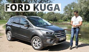 Ford Kuga - SUV w cenie kompaktu?