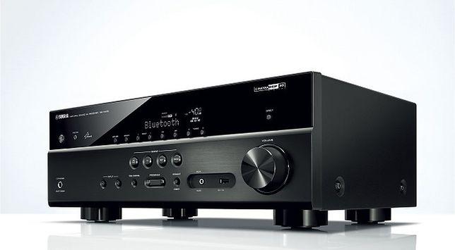 Dla fanów kina i muzyki - amplituner AV Yamaha RX-V479
