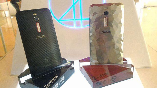 Asus Zenfone 2 Deluxe: 4 GB RAM, 256 GB pamięci i nie tylko...
