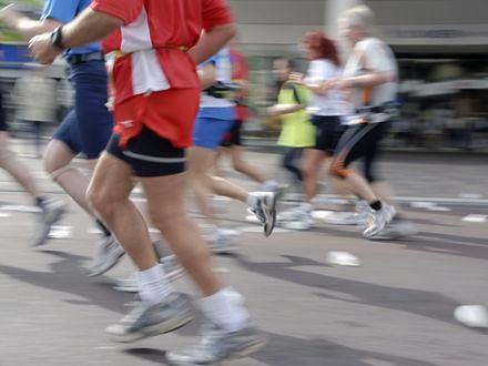 Maraton z podtekstem seksistowskim