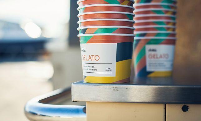 Arktis Gelato - włoski smak, norweski design