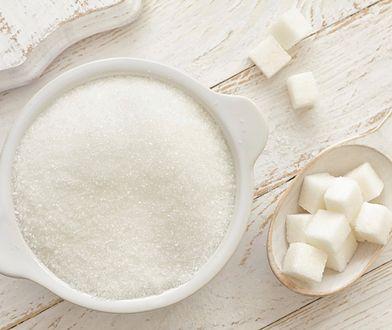 Cukier nie tylko w słodyczach i napojach