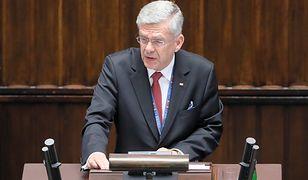 Stanisław Karczewski jest marszałkiem Senatu od 12 listopada 2015 roku