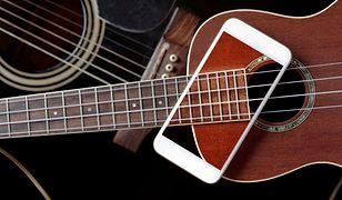 Aplikacje do nauki gry na gitarze pomogą początkującym muzykom