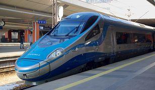Pociąg Pendolino