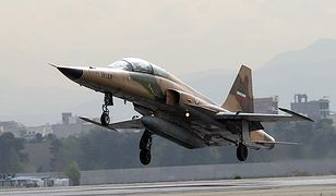 Irańska maszyna do złudzenia przypomina amerykański myśliwiec