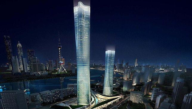 W Shanghai The Bund - Chiny