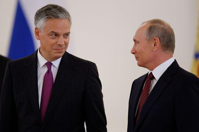 Dzięki niemu poprawią się stosunki USA Rosja?
