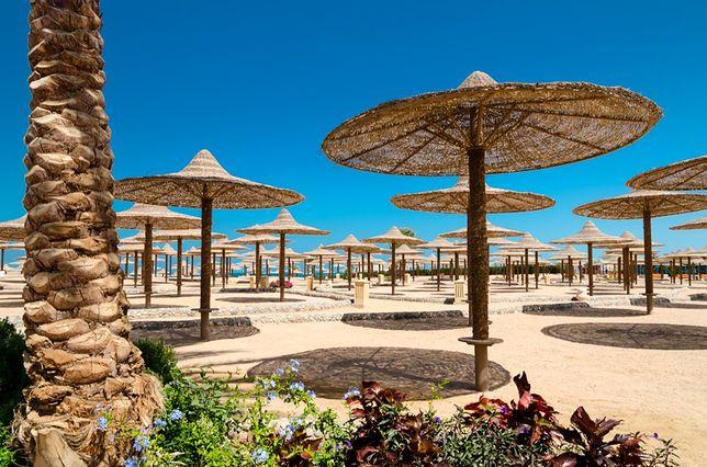 hurghada, egipt, plaża