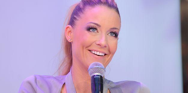 Małgorzata Rozenek promuje badanie piersi
