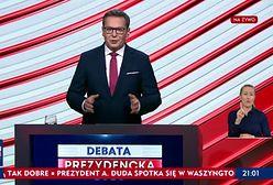 Największe wpadki debaty prezydenckiej w TVP