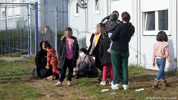 Uchodźcy dostali się z Białorusi do Niemiec