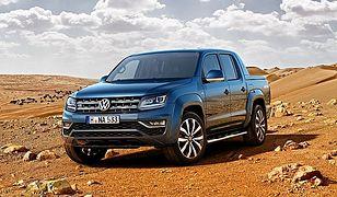 Nowy silnik w VW Amaroku