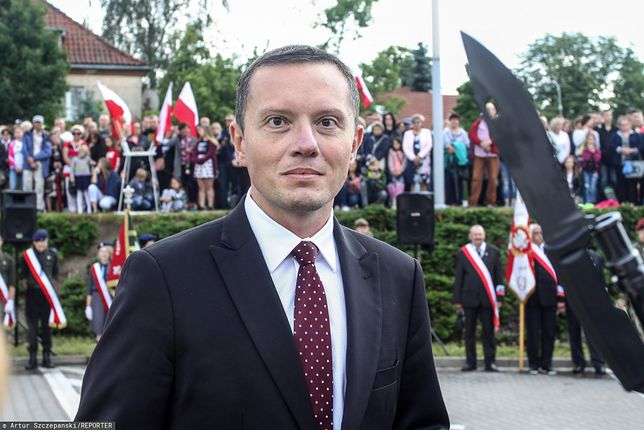 Tomasz Zdzikot pojawił się w Poczcie Polskiej na początku kwietnia