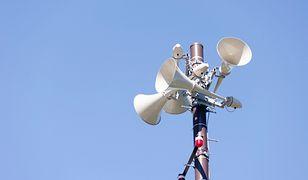 Dlaczego wyją syreny alarmowe w Białymstoku i na Podlasiu?