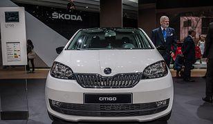Genewa 2017: Škoda Citigo przeszła lifting