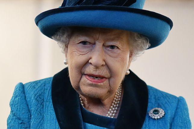 Królowa Elżbieta II wystosowała komunikat